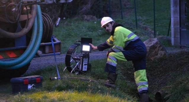 Débouchage et inspection vidéo canalisation