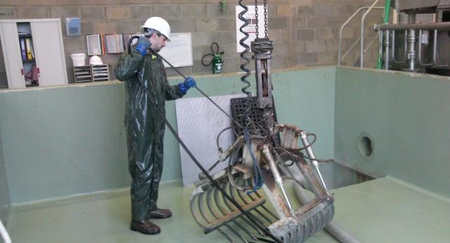 Nettoyage de bâtiments et machines agricoles